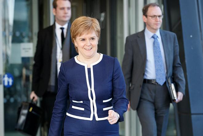 Το κοινοβούλιο της Σκωτίας ζητά δεύτερο δημοψήφισμα ανεξαρτησίας