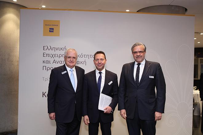 Τράπεζα Πειραιώς: Τα επόμενα βήματα και οι βλέψεις για το μέλλον της οικονομίας