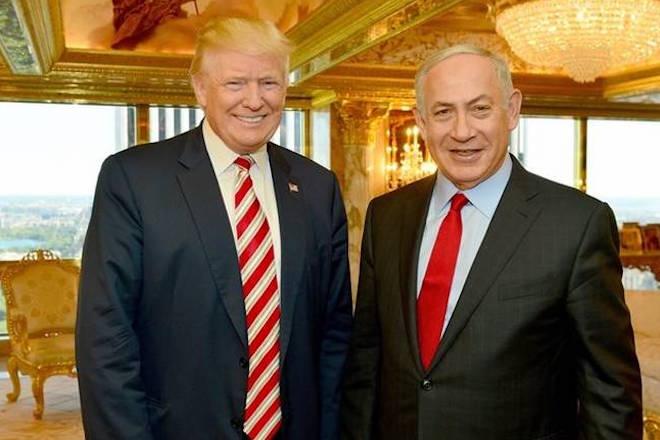 Νετανιάχου: Το Ισραήλ έχει δεσμευθεί να συνεργαστεί με τον πρόεδρο Τραμπ