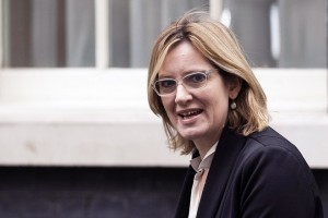 epa05847140 British Home Secretary Amber Rudd arrives in 10 Downing Street for a cabinet meeting in London, Britain, 14 March 2017. The Governments bill triggering Brexit passed the The House of Lords on 13 March 2017 allowing British Prime Minister Theresa May to start the process of the United Kingdom leaving the European Union.  EPA/WILL OLIVER