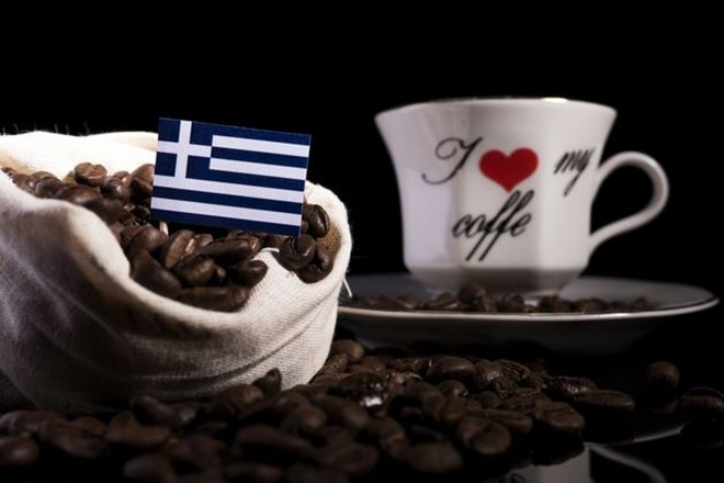 greek+coffee