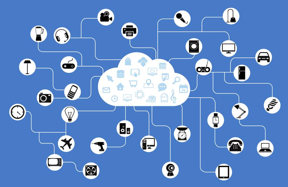 cloud, internet of things
