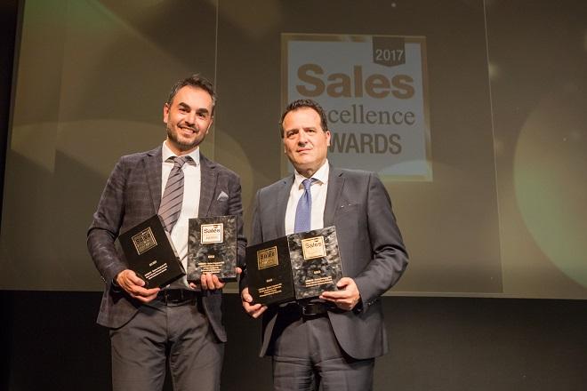 bf95ed9e2eb 23 βραβεία για τις πωλήσεις, την εξυπηρέτηση του πελάτη & την εκπαίδευση  των πωλητών. Η COSMOTE πρωταγωνίστησε στα Sales Excellence Awards ...