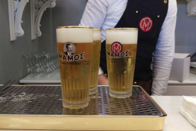 Η μεγάλη επιστροφή της μπύρας «Μάμος»