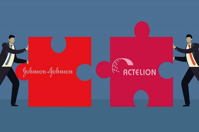 Και επίσημα στα «χέρια» της Johnson & Johnson η Actelion