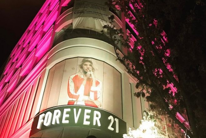 Forever 21: Γιατί από αύριο θα μιλάει όλη η Αθήνα για αυτό