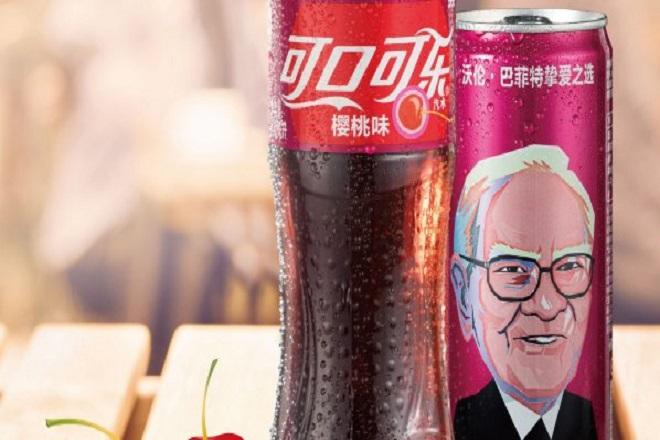 μπαφετ coca cola