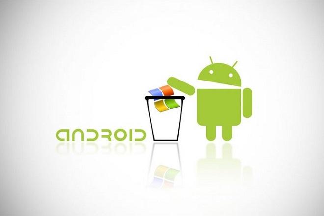 Έτσι τo Android κατάφερε να «ρίξει» τα Windows