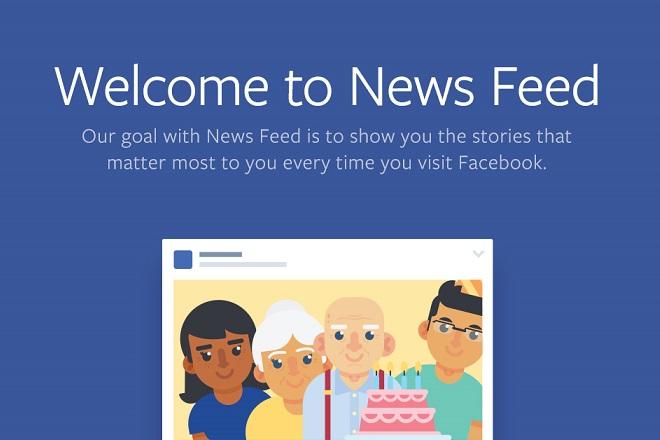 Το Facebook αλλάζει ξανά το News Feed