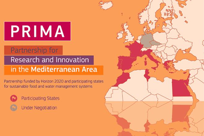 H Ελλάδα θα συμμετέχει στο πρόγραμμα συνεργασίας για την έρευνα και την καινοτομία PRIMA