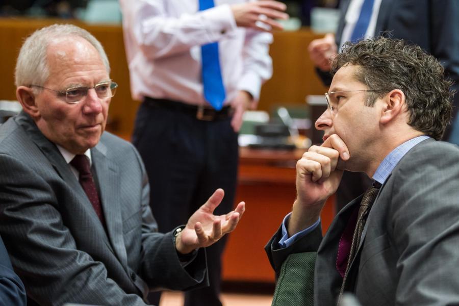 Σόιμπλε: Δεν θα ολοκληρώσουμε σήμερα τη συμφωνία- Η διευθέτηση του χρέους, μετά το 2018 και αν