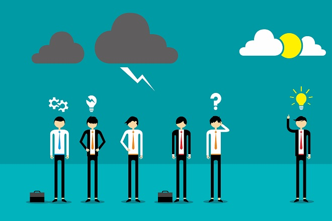 Πάνω απ' τους μισούς Έλληνες θέλουν να γίνουν επιχειρηματίες