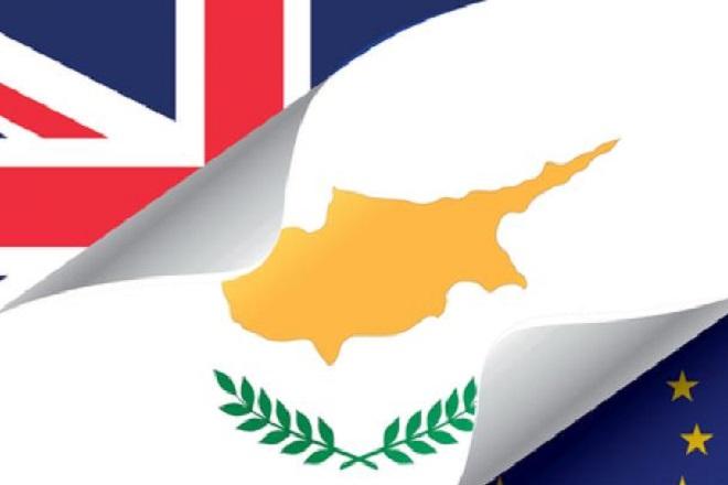 Brexit, ΑΟΖ και Κυπριακό στο επίκεντρο της επικοινωνίας Αναστασιάδη- Τζόνσον