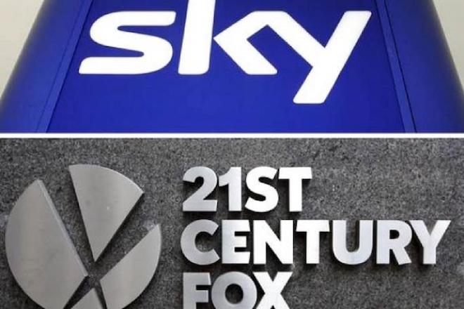 Η ΕΕ έδωσε το «πράσινο φως» για την εξαγορά του Sky από τη Fox