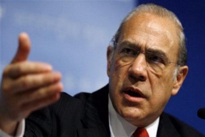 Άνχελ Γκουρία: Δεν προβλέψαμε την κρίση από την κατάρρευση της Lehman Brothers