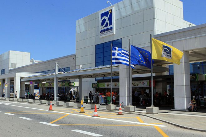 Αύξηση 4,3% στην επιβατική κίνηση είδε το Αεροδρόμιο Αθηνών