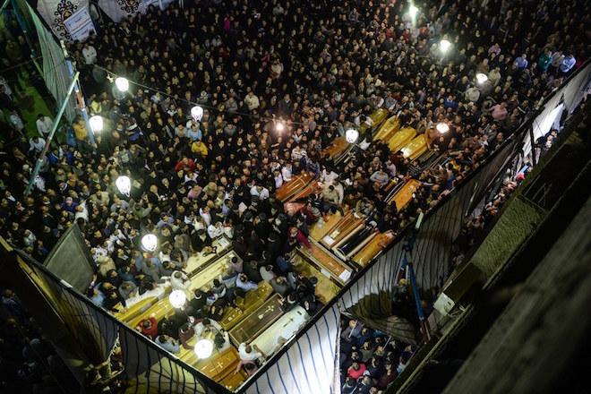 Σε κατάσταση έκτακτης ανάγκης κηρύχθηκε η Αίγυπτος