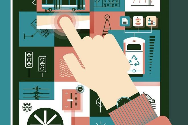 Το Ηράκλειο μπαίνει στη λίστα των smart cities