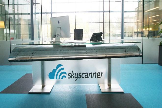 Η Skyscanner «συστήθηκε» και επισήμως στην Ελλάδα