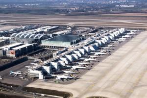 fraport, αεροδρόμιο