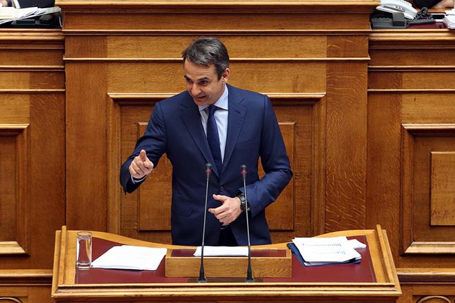 Μητσοτάκης: Το αίτημα για εκλογές δεν συνδέεται με την αξιολόγηση