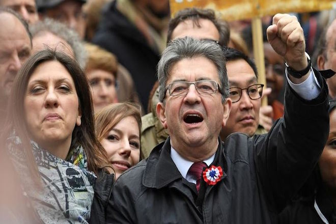 Η απρόοπτη άνοδος του Μελανσόν στις δημοσκοπήσεις φέρνει νευρικότητα στις αγορές
