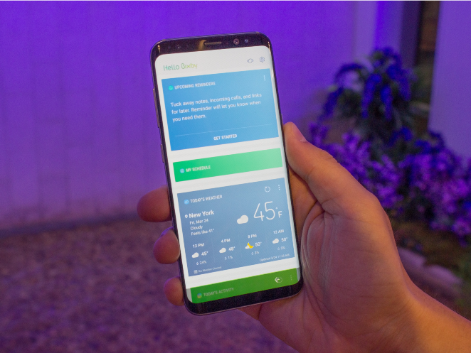 Bixby: Η απάντηση της Samsung στη Siri της Apple θα καθυστερήσει