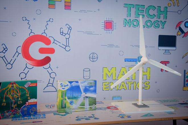 Εκπαιδευτικά παιχνίδια STEM από την COSMOTE και το ΓΕΡΜΑΝΟ