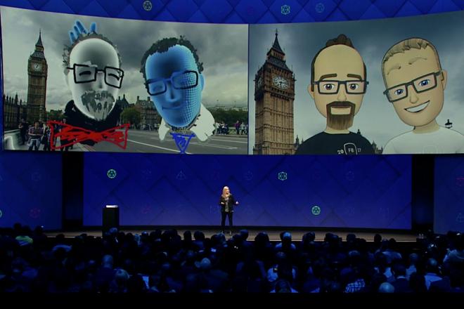 Το Facebook φέρνει την εικονική πραγματικότητα στις συνομιλίες σας