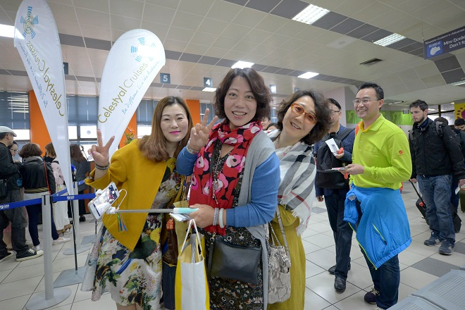 H Ελλάδα θέλει να προσελκύσει τουλάχιστον 600.000 Κινέζους κατ' έτος