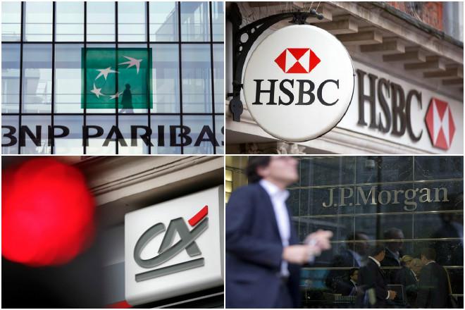 Aυτές είναι οι μεγαλύτερες τράπεζες του πλανήτη