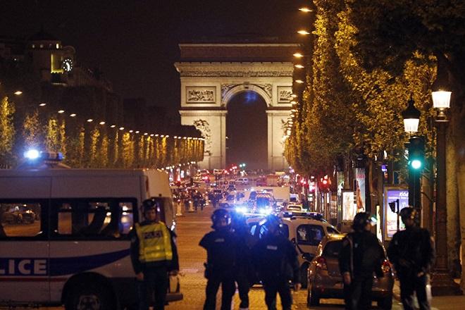 Ταυτοποιήθηκε ο δράστης της επίθεσης στο Παρίσι