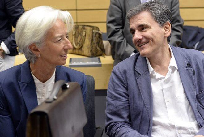 «Πράσινο φως» από Λαγκάρντ για την πρόωρη αποπληρωμή των δανείων του ΔΝΤ – Συμφωνία το Σαββατοκύριακο επιδιώκει η Ελλάδα
