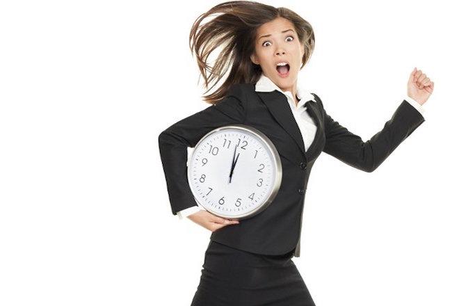 Αργήστε στο γραφείο – σας κάνει καλό!