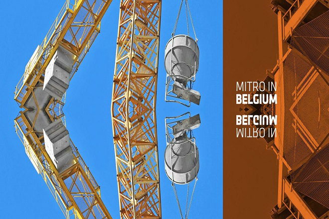 Mitro Group: Ο Έλληνας που έχει χτίσει το μισό Βέλγιο