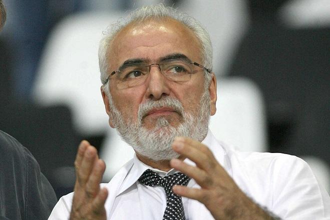 Σαββίδης: Να κάνουμε τον ΟΛΘ παγκόσμιο σημείο αναφοράς