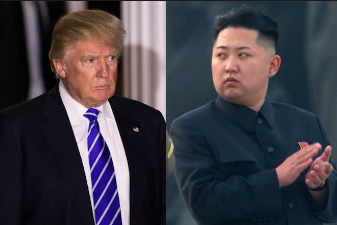 trump, kim, κορέα, ΗΠΑ