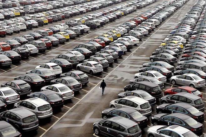Αύξηση 8,3% παρουσίασαν οι πωλήσεις αυτοκινήτων τον Ιούλιο