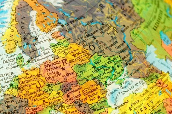 Tα μακρύτερα και πιο παράξενα σύνορα του κόσμου