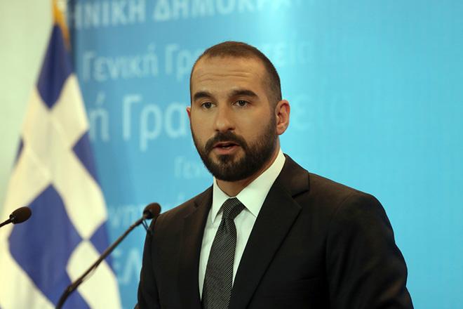 Τζανακόπουλος για συμβασιούχους: βέλτιστη λύση η νέα 8μηνη σύμβαση