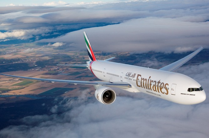 Emirates: Ντιλ αγοράς 30 αεροπλάνων Boeing 787 Dreamliner