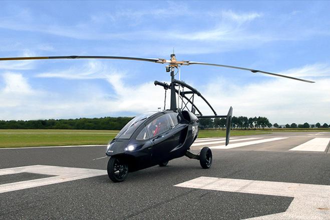 Ιπτάμενα αυτοκίνητα; Μην ενθουσιάζεστε και πάρα πολύ