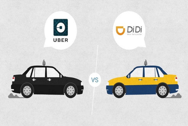 H κινεζική Didi Chuxing σήκωσε 5,5 δισ. δολ. και απειλεί ανοιχτά την Uber