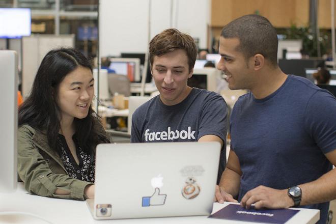 Οι interns στο Facebook βγάζουν πάνω από 8.000 δολάρια το μήνα!