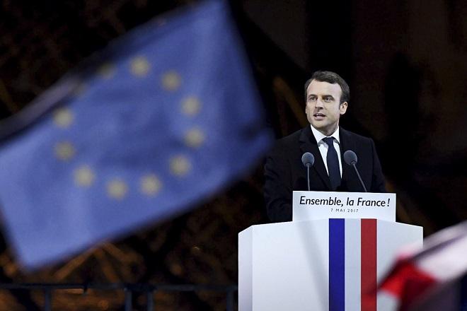Σχέδιο Μακρόν για μια «ευρωπαϊκή αναγέννηση» ενόψει ευρωεκλογών