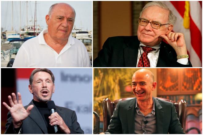 Ο Μπιλ Γκέιτς δεν είναι πρώτος: Αυτοί είναι οι πλουσιότεροι άνθρωποι του κόσμου