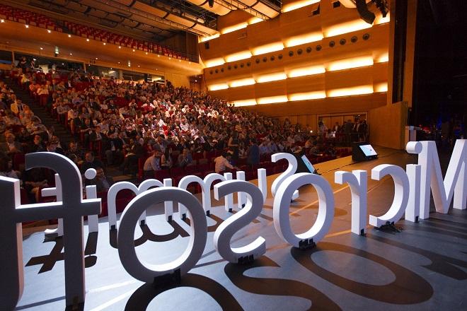 Όλα όσα έγιναν στο μεγάλο συνέδριο  της Microsoft Hellas