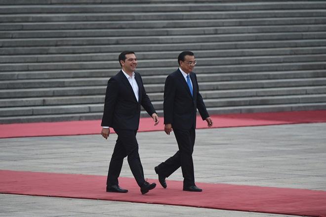 Τσίπρας: Ενισχύουμε τη στρατηγική συνεργασία Ελλάδας-Κίνας