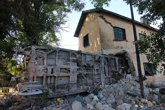Στους τρεις οι νεκροί του τραγικού σιδηροδρομικού δυστυχήματος