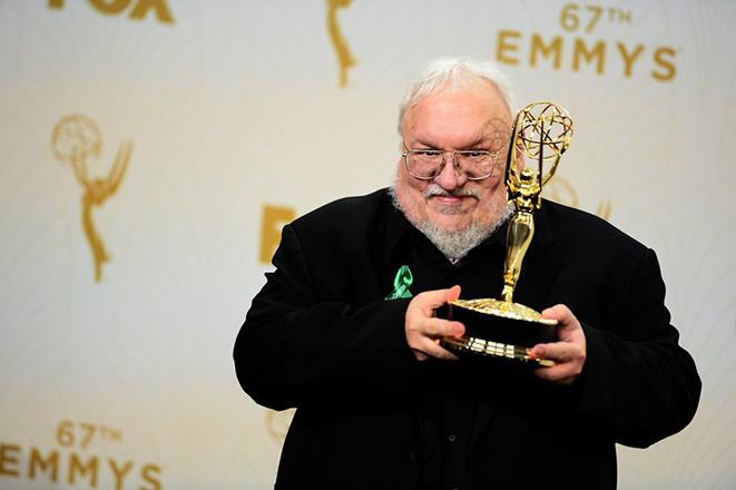 Οι λάτρεις του Game of Thrones θα ενθουσιαστούν με τις αποκαλύψεις του George Martin